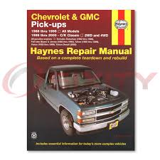 chevrolet suburban repair manual ebay