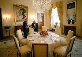 Family Dining Room White House Museum - Family dining room