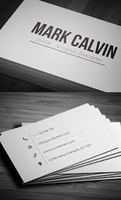 Calling Business Cards Best 25 Business Cards Ideas On Pinterest Business Card Design