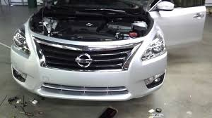 nissan altima 2015 updates installing an hid kit on a 2013 nissan altima youtube