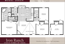 Home Floor Plan Layout 100 Cavco Floor Plans Floor Plan Cle 5228b Cle Multi