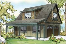 Craftsman House Remodel Craftsman House Plans 2 Car Garage W Attic 20 087 Associated