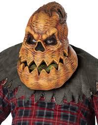 halloween costume mask psycho pumpkin lantern mask halloween costume mask u2013 costume zoo