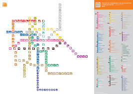 Mexico Cities Map by Submission U2013 Unofficial Icon Only Version Of The Transit Maps
