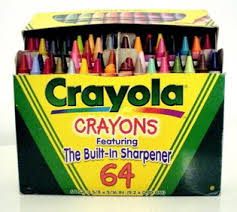 I loved crayons growing up.