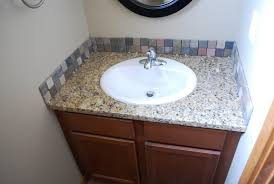 Backsplash Bathroom Ideas Colors Easy Bathroom Backsplash Ideas U2014 All Home Ideas And Decor