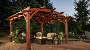 Enclosing A Pergola by How Much Does It Cost To Build A Pergola Angie U0027s List