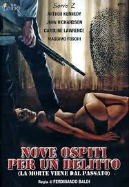 Nine Guests for a Crime (1977) Nove ospiti per un delitto