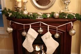 mercury glass christmas mantel home stories a to z