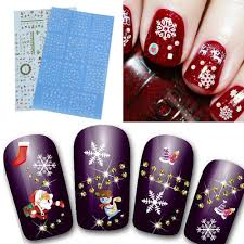 christmas nail art stickers picture more detailed picture about