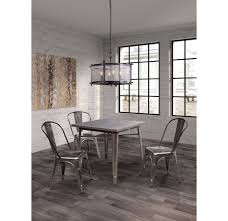 Metal Dining Room Chair Exclusive Vintage Metal Dining Chairs All Home Decorations