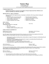 Basic Resume Examples Skills Good Simple Resume Resume For Your Job Application