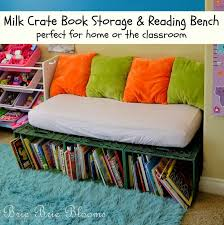 25 best milk crate bench ideas on pinterest milk crate seats
