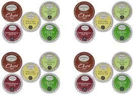 amazon com twinings tea sampler keurig k cups 10 count