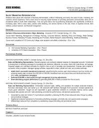 Astonishing Outside Sales Representative Resume Examples   Brefash Brefash