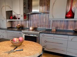 Wallpaper For Backsplash In Kitchen Metal Backsplash Ideas Pictures U0026 Tips From Hgtv Hgtv