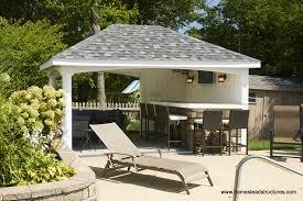 Tiny Pool House Plans Pool Houses Homestead Structures 10 X 14 Avalon House Vinyl Siding