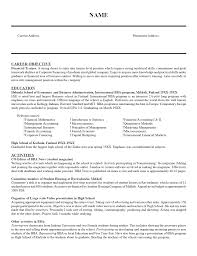 Sample Social Work Resume Examples   examples of hr resumes Template net