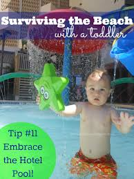 Tips For A Dazzling Smile by Surviving The Beach Tips For Taking A Toddler To The Beach
