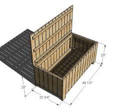 Wood Bench Plans Indoor by Best 25 Wooden Storage Bench Ideas On Pinterest Toy Chest