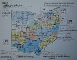 Ohio Kentucky Map by Ibew 141