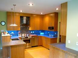hand crafted custom bamboo plywood kitchen by vermont fine