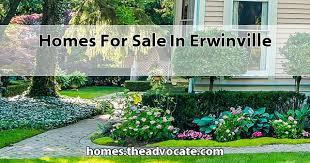 for sale in erwinville