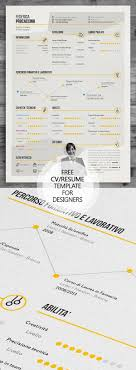 Free InDesign resume cv cover letter template   Template net