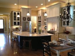 Decorating An Open Floor Plan Kitchen Splendid Cool Luxury Kitchen Design Amazing Home Kitchen