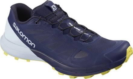 Salomon Sense Pro 3 Trailrunning Shoes Patriot Blue/Cashmere Blue/Aurora 6.5 US L40676600-6.5