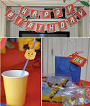 20 Lego Birthday Parties and Lego Cakes {printables} - Tip Junkie tipjunkie.com