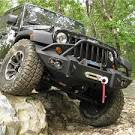 jeep prerunner bumpers