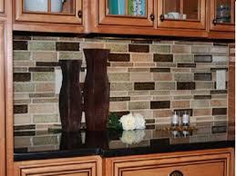 Kitchen Backsplash Cherry Cabinets Black Counter - Kitchen backsplash ideas dark cherry cabinets