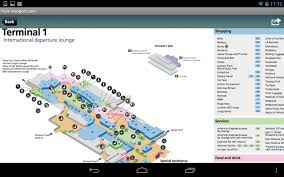 Chicago Ord Terminal Map by Heathrow Airport Android Apps On Google Play