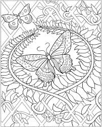 intricate coloring pages cecilymae