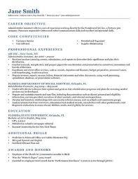 Resume Builder   Resume  amp  Keyword Use Guidelines   LiveCareer