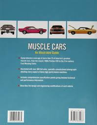 muscle cars an illustrated guide craig cheetham 0039864032285