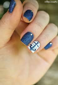 best 25 nautical nail designs ideas on pinterest sailor nails
