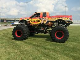 monster truck shows in colorado bar u0027s leaks and rislone continue monster truck sponsorships for