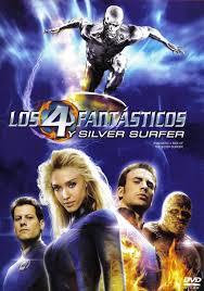 Los 4 Fantásticos y Silver Surfer (2007) [Latino]