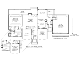 Big House Plans by Houseplans Biz House Plan 3397 D The Albany D