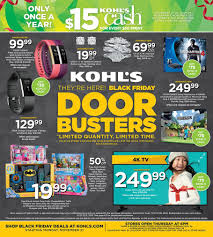 home depot black friday 2016 hours kohls black friday 2017 ad deals u0026 sales