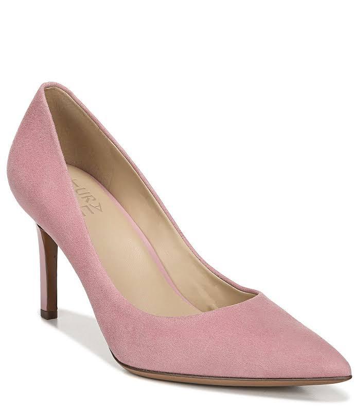 Naturalizer Anna Heels Pink- Womens