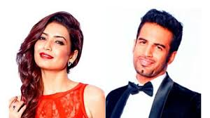 Did Karishma Tanna visit London to meet Upen Patel     s parents    Latest News  amp  Updates at Daily News  amp  Analysis