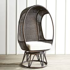 How To Stop Swivel Chair From Turning Mocha Spinasan Swivel Chair Pier 1 Imports