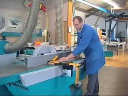 martin t54 surface planer jj smith woodworking machinery youtube