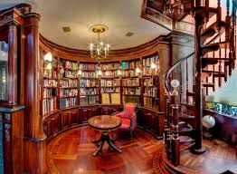 creating a home library that u0027s smart and pretty library design