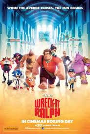 wreck ralph teaser poster 2012 taint meat