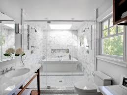 adorable white tile bathroom decors for minimalist modern look