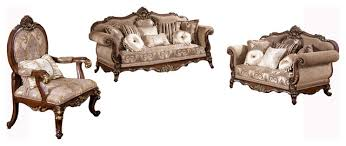 winfrey traditional 3 piece living room set victorian living